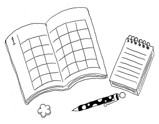 時間割・月謝(費用)のイメージ